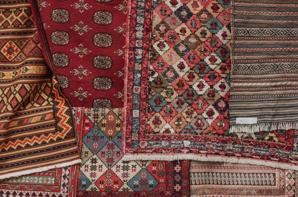 Cuci karpet Makassar - antar jemput