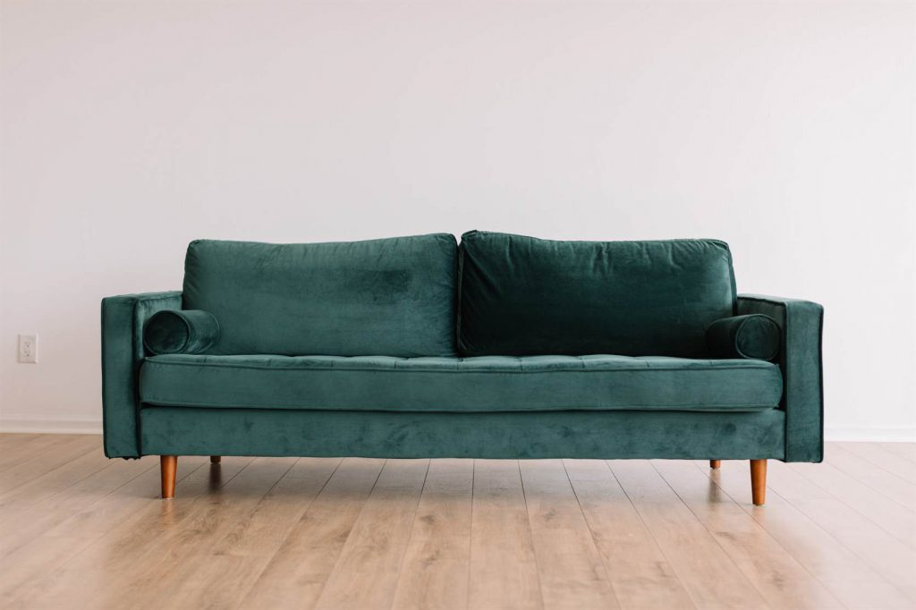 Cuci sofa makassar - antar jemput